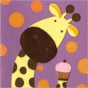 Une girafe. dans Images pour enfants. 121122080706557195-300x300