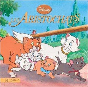 LES ARISTOCHATS : L'AFFAIRE DU COLLIER. dans Les Aristochats. 9782014628616-300x298