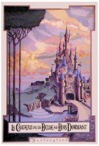 LA BELLE AU BOIS DORMANT. dans La Belle au bois dormant. le_chateau_de_la_belle_au_bois_dormant_poster-204x300